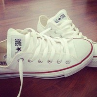 """All Star Stylish """"Converse"""" Canvas Flats Sneakers Sport Shoes"""