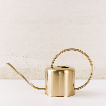 Loop Metal Watering Can | Urban Outfitters