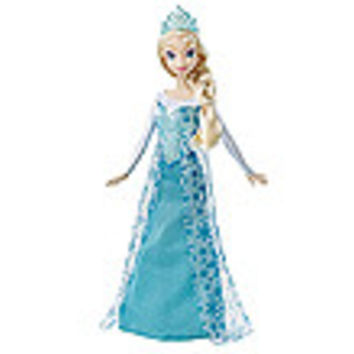 Disney Frozen Elsa Singing Doll