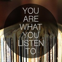 You Are What You Listen To Art Print | Print Shop