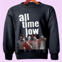 All Time Low Crewneck