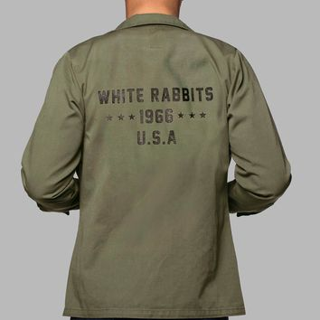 White Rabbits 1966 Field Coat
