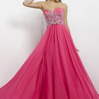Blush Prom 9710 Sweetheart Evening Gown