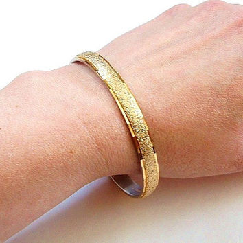 home bangles yellow avanti real school gold bangle gp solid small primary court cheapjewelry inch plated bracelet set