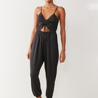 Out From Under Elsie Cinched Cutout Jumpsuit | Urban Outfitters