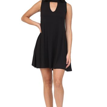 Black Choker Tank Dress at Blush Boutique Miami - ShopBlush.com : Blush Boutique Miami – ShopBlush.com