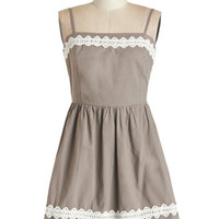 ModCloth Sleeveless A-line Summer Heyday Dress