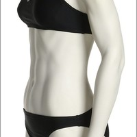 Nike Core Solids Sport 2-Piece Black - Zappos.com Free Shipping BOTH Ways