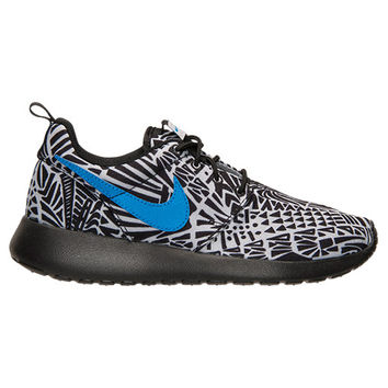 Boys' Grade School Nike Roshe One Print Casual Shoes