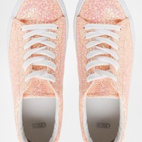 ASOS DALLINGTON Lace Up Trainers