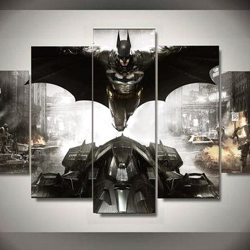 (On Sale )3D Batman wall art  Free shipping (4 different designs)
