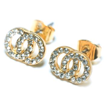 Best Dainty Gold Earrings Products on Wanelo 5fa2f95df3