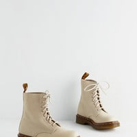Implore You to Explore Boot in Bone | Mod Retro Vintage Boots | ModCloth.com