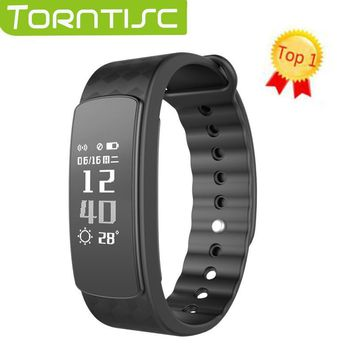 Torntisc i3 Bluetooth Smart Band Wristband with Fitness Tracker Call Message Remind Smartband for iOS Android OS Smart Bracelet