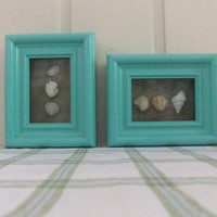"""Cottage Collection """"Sea Shell Box Frame""""  (Custom Order)"""