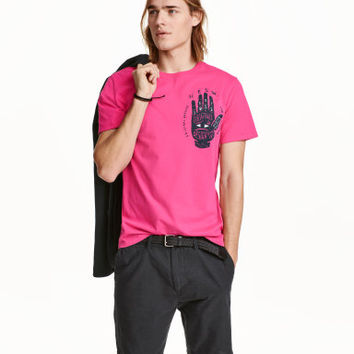 H&M T-shirt with Printed Design $5.99