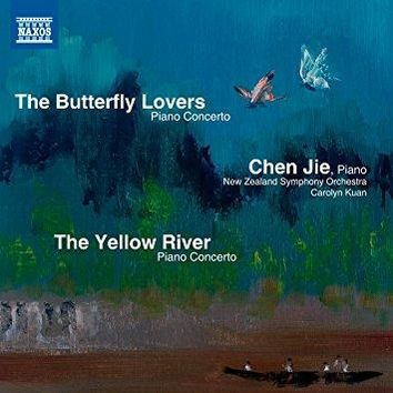 CHEN GANG / CHEN JIE - Butterfly Lovers Piano Concerto