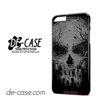 Disneyland Haunted Mansion Skull Poster DEAL-3460 Apple Phonecase Cover For Iphone 6/ 6S Plus
