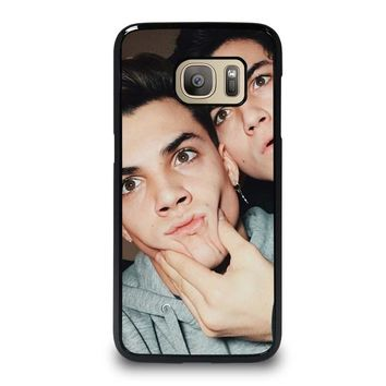 DOLAN TWINS Samsung Galaxy S7 Case Cover