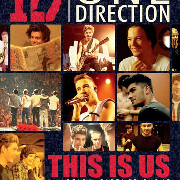 One Direction 11x17 Movie Poster (2013)