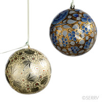 Ornaments - Wintry Ornament Set | SERRV