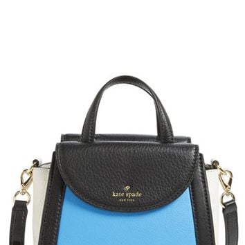 kate spade new york 'cobble hill - small adrien' leather satchel | Nordstrom