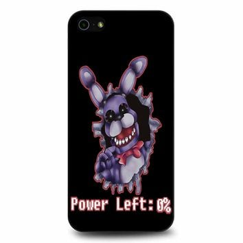 Five Nights At Freddy S 4 - Markiplier Edition iPhone 5/5s/SE Case