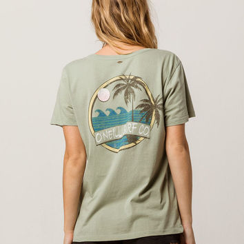 O'NEILL Circle Beach Womens Tee
