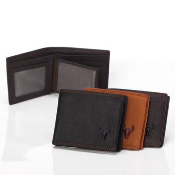 Leather Wallet [9026223043]