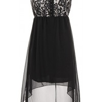 The Evening High Low Dress - 29 N Under
