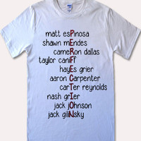 Magcon is Perfection Costom T-shirt
