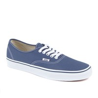 Vans Authentic Navy Sneaker - Mens Shoes - Blue