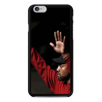 The Life Of Pablo Is Kanye West Scattered iPhone 6/6S Case