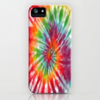 Tye Dye My Heart iPhone & iPod Case by AmorFati