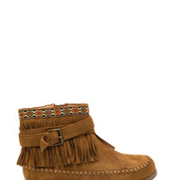 Tribe Queen Moccasin Boots