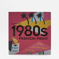 1980s Fashion Print Book | Urban Outfitters