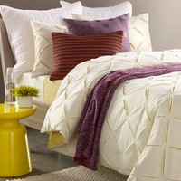Nordstrom at Home 'Cutting Edge' Duvet Cover