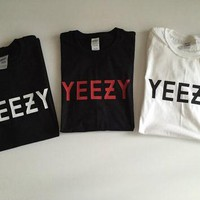 Yeezy Shirt 1 for 16.00 3 for 30.00