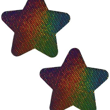 Star Pasties in Synesthesia
