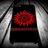 supernatural-Tattoo Logo iPhone 4/4s/5/5s/5c/6/6 Plus Case, Samsung Galaxy S3/S4/S5/Note 3/4 Case, iPod 4/5 Case, HtC One M7 M8 and Nexus Case **