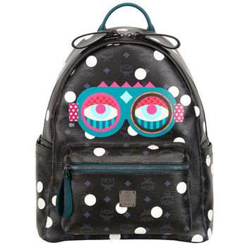 """MCM Limited-Edition """"Shades"""" Backpack"""