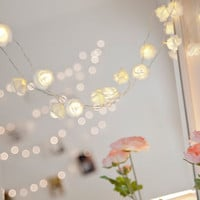 Rose Battery Fairy Lights