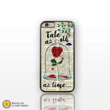Beauty and the Beast iPhone 7 case-Beauty beast iPhone 6/6S-iPhone 6 Plus,Iphone 5/5S-iPhone 4/4S-Galaxy S5/S6/S7-Huawei-Natura Picta-NP092