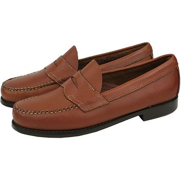 Men's Logan Weejuns in Tan by G.H. Bass & Co.