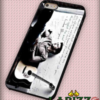 "Luke Bryan Lyrics for iphone 4/4s/5/5s/5c/6/6+, Samsung S3/S4/S5/S6, iPad 2/3/4/Air/Mini, iPod 4/5, Samsung Note 3/4 Case ""007"""