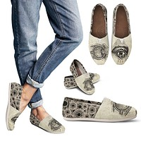 Vintage Optometry Casual Shoes