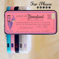 Ticket,iPhone 5 case,iPhone 5C Case,iPhone 5S Case, Phone case,iPhone 4 Case, iPhone 4S Case,Case