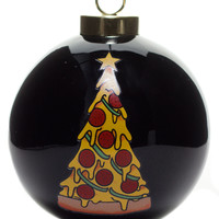 SOURPUSS PIZZA ORNAMENT - Sourpuss Clothing