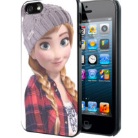 Disney frozen anna D Samsung Galaxy S3 S4 S5 Note 3 , iPhone 4(S) 5(S) 5c 6 Plus , iPod 4 5 case