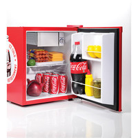 Walmart: Nostalgia Electrics Coca-Cola Series 1.7-Cubic Foot Mini Fridge, CRF-170COKE